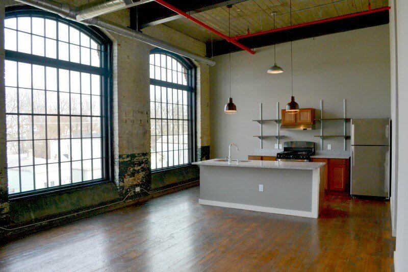 Germantown Mill Lofts Maintain History And Add Charm