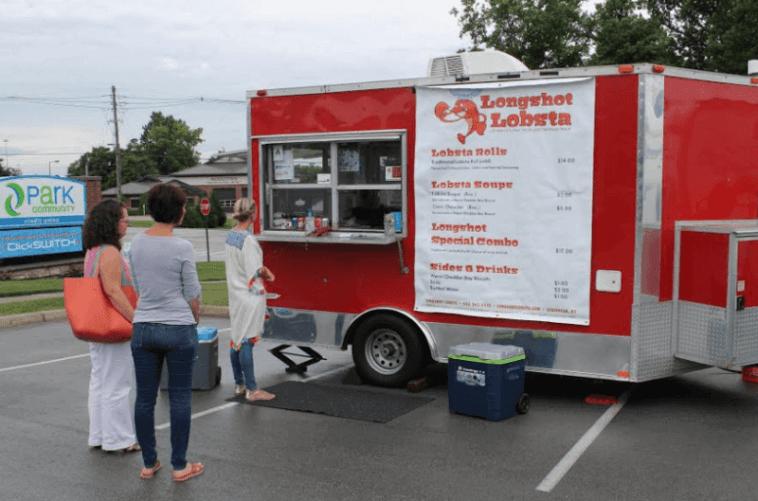 louisville food trucks longshot lobsta