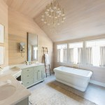 5 Amazing Master Bathrooms Each Different And Exquisite