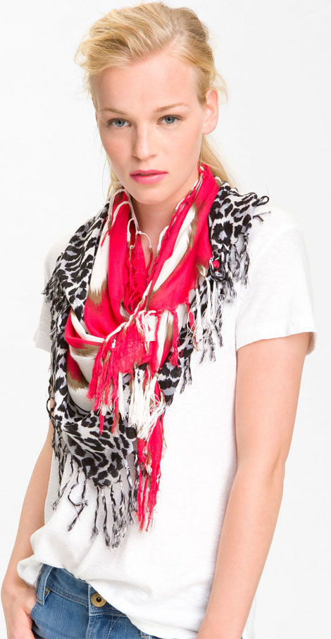 Five Scarves Under 100 Id Love To Wear This Season