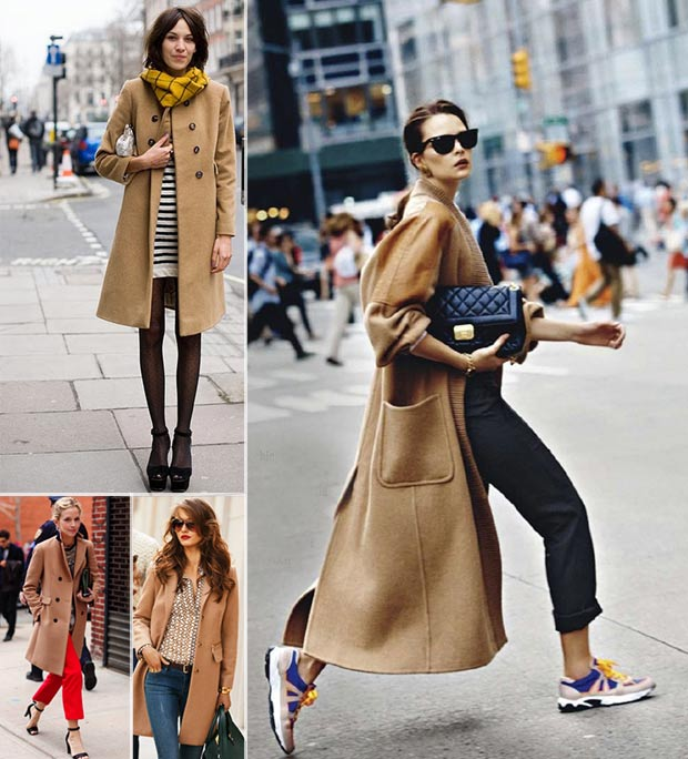 Image result for camel coat outfit ideas