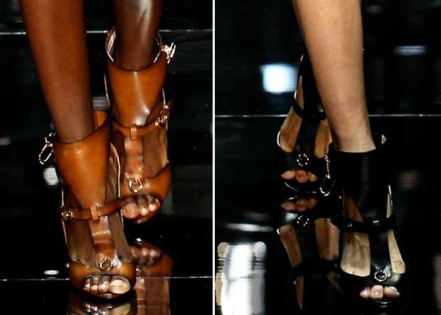 Tom Ford T Strap Sandals Spring Summer 2014