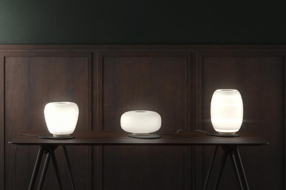 misko table lamp by b lux stylepark