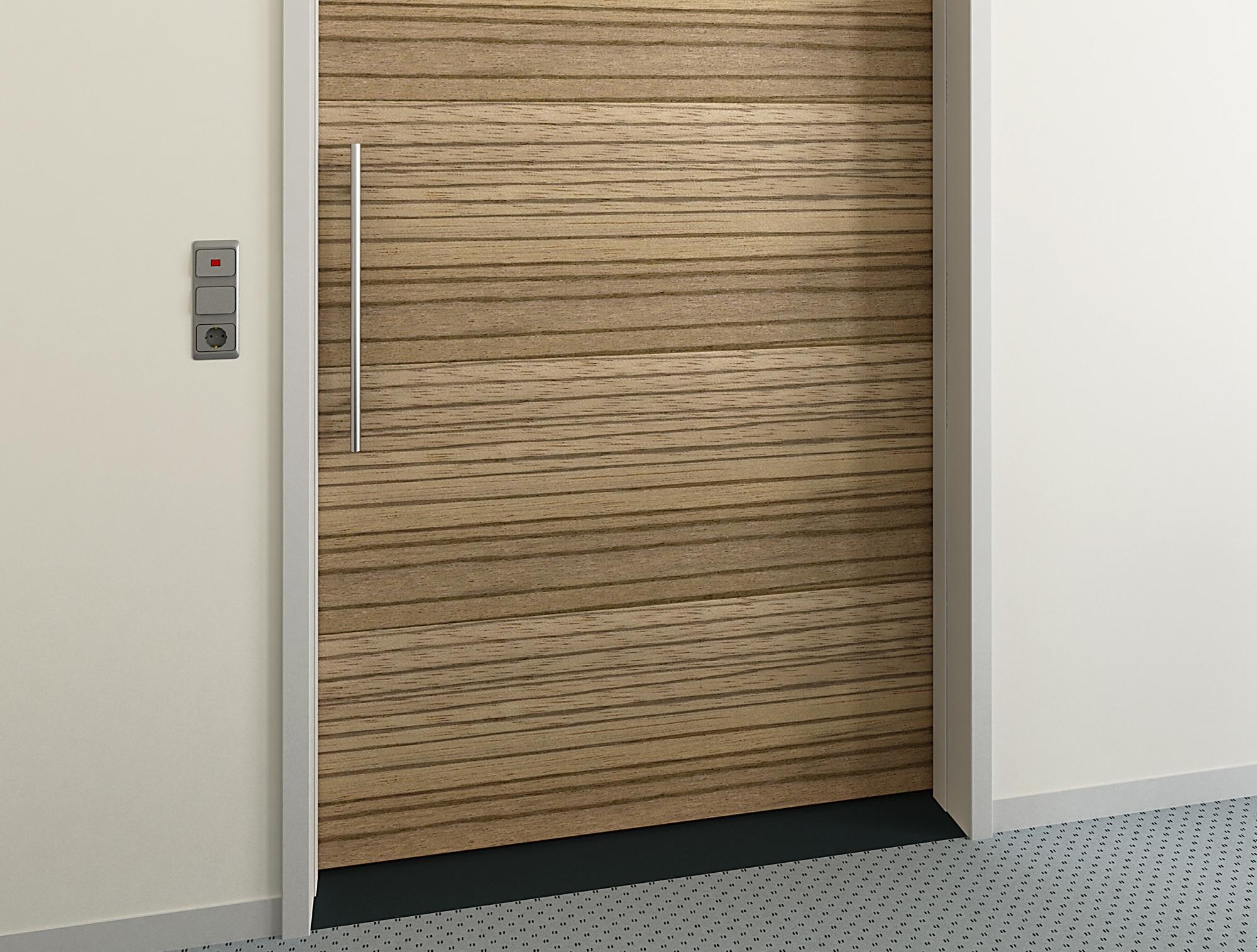 soundproofing sliding door t0 1 by