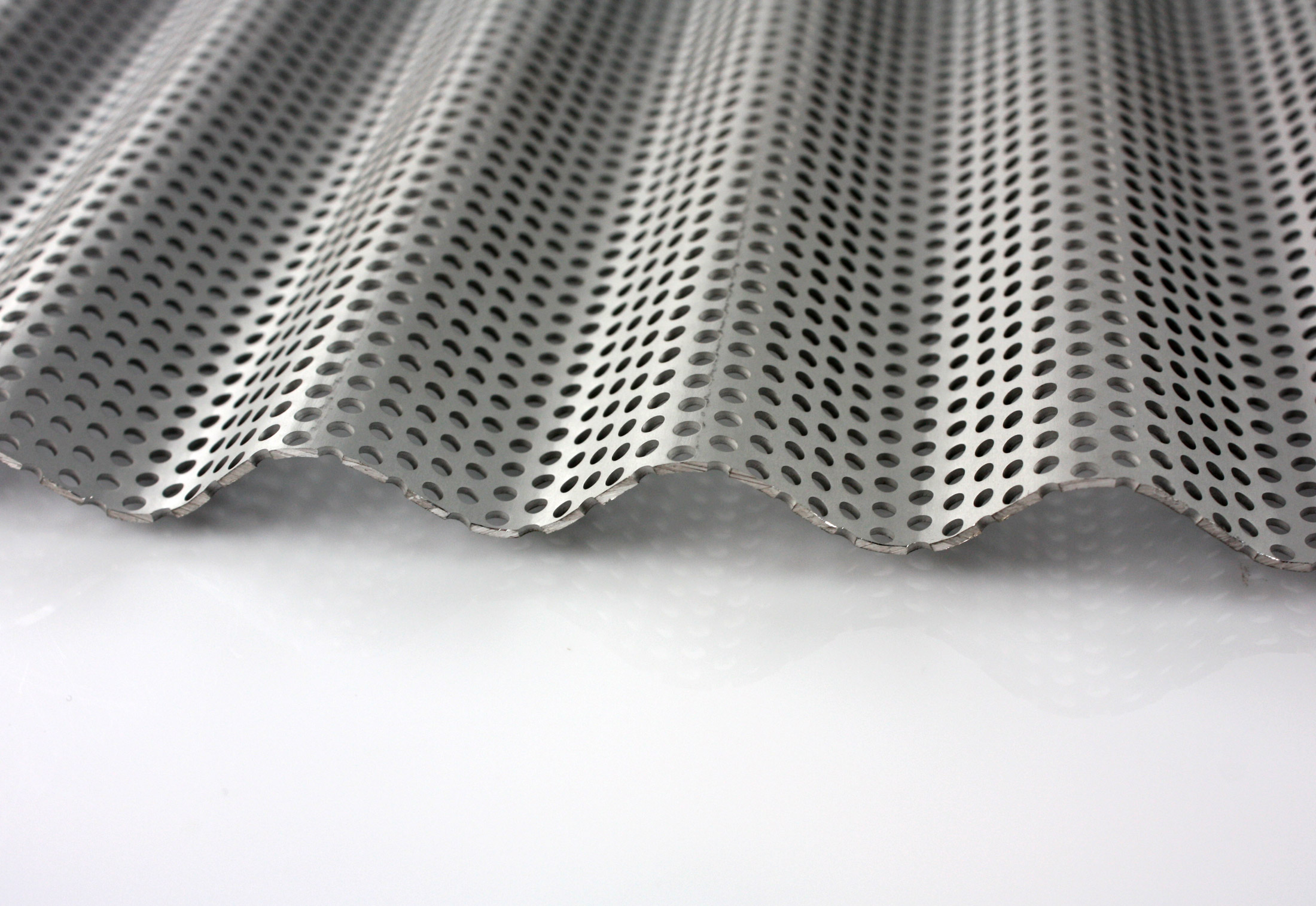 Corrugated And Punched Sheat By Alsta 174 Stylepark