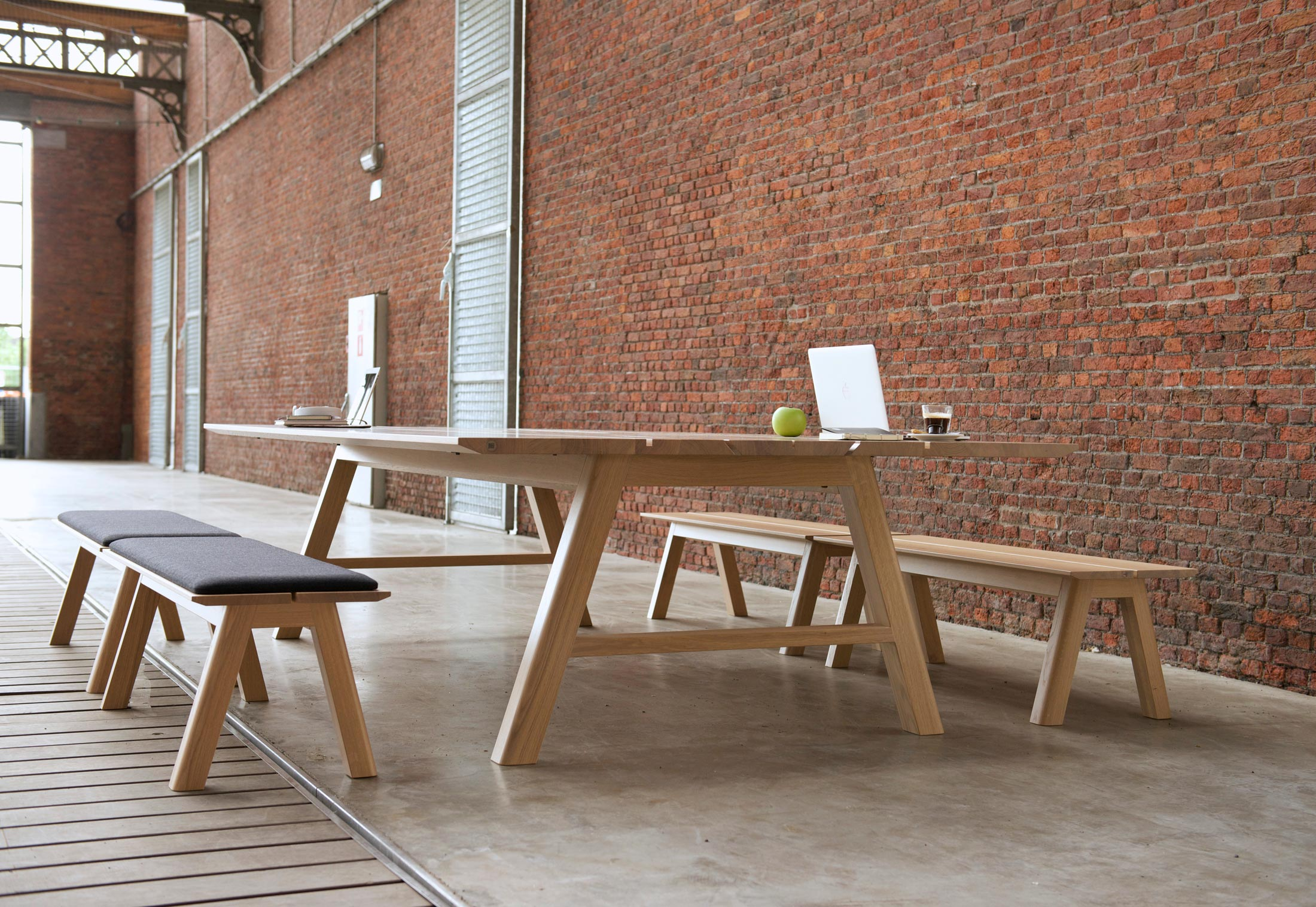 Buzzipicnic Workbench By Buzzispace Stylepark