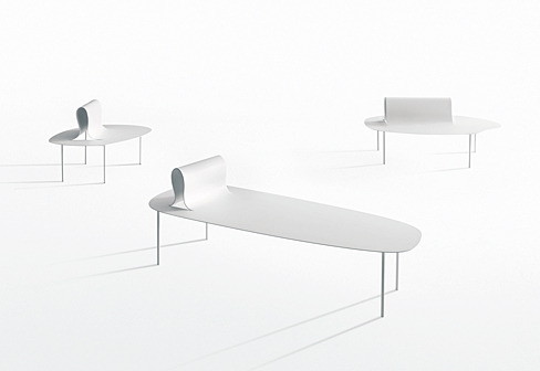 Softer Than Steel Bench By Desalto STYLEPARK