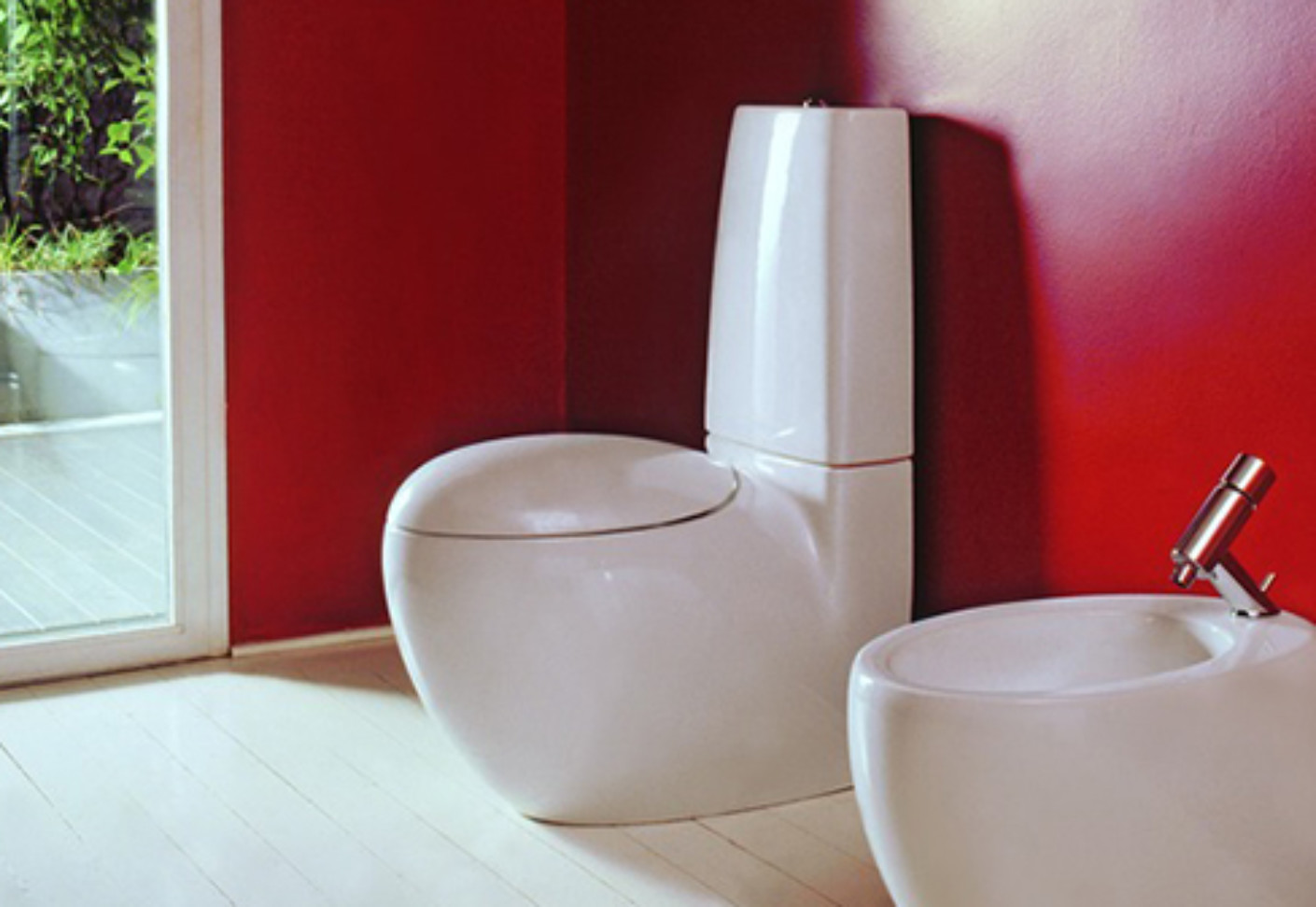 Il Bagno Alessi One WC High By Laufen STYLEPARK