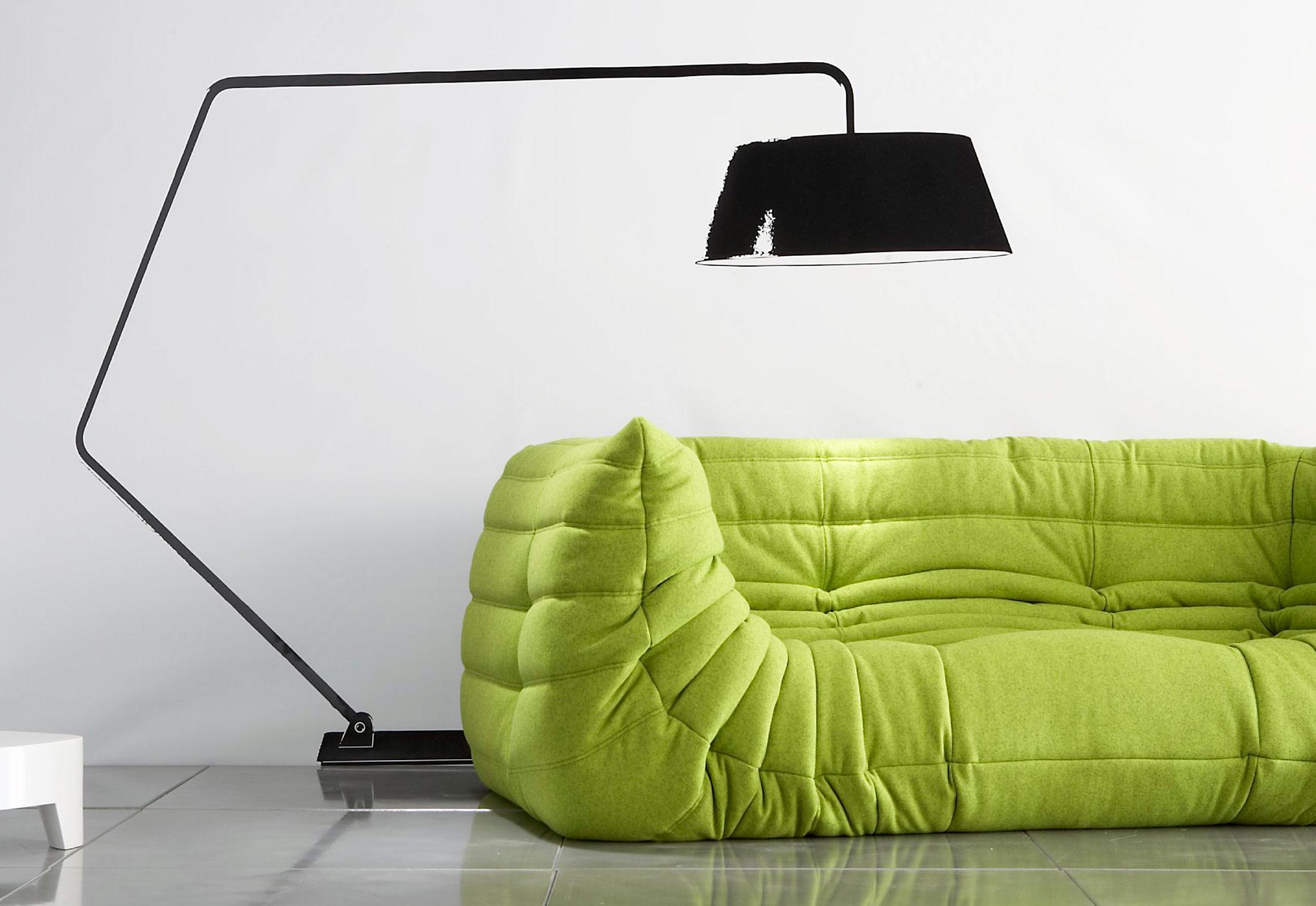 TOGO Sofa With Armrests By Ligne Roset STYLEPARK