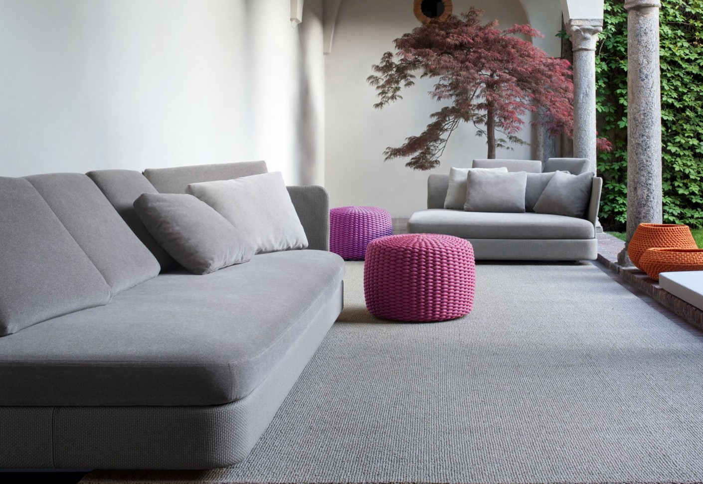 Cove Sofa By Paola Lenti Stylepark