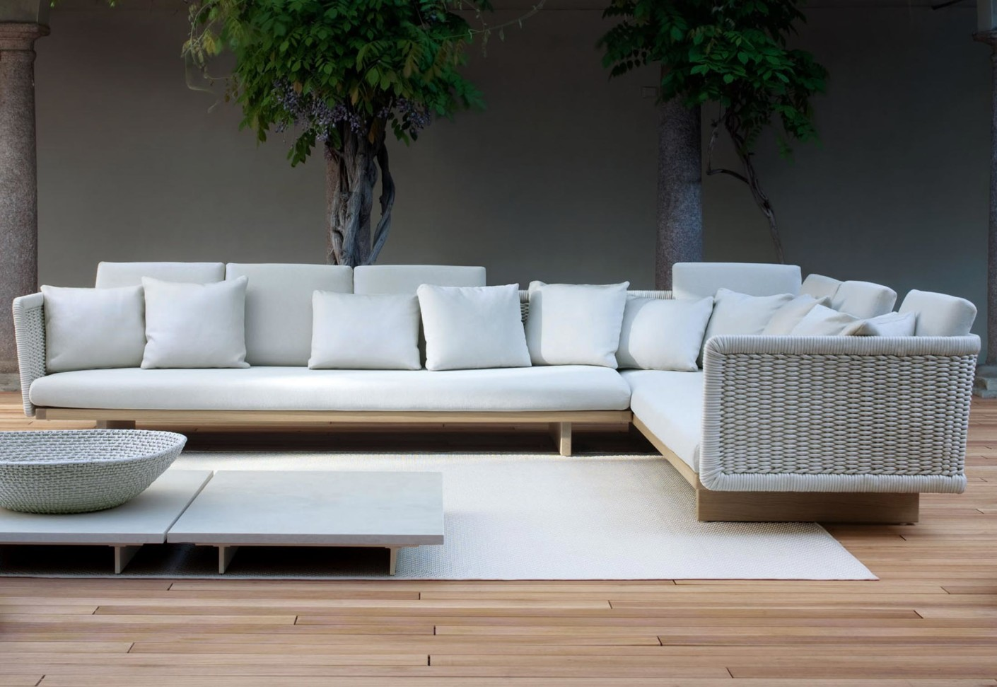 Sabi Sofa By Paola Lenti STYLEPARK