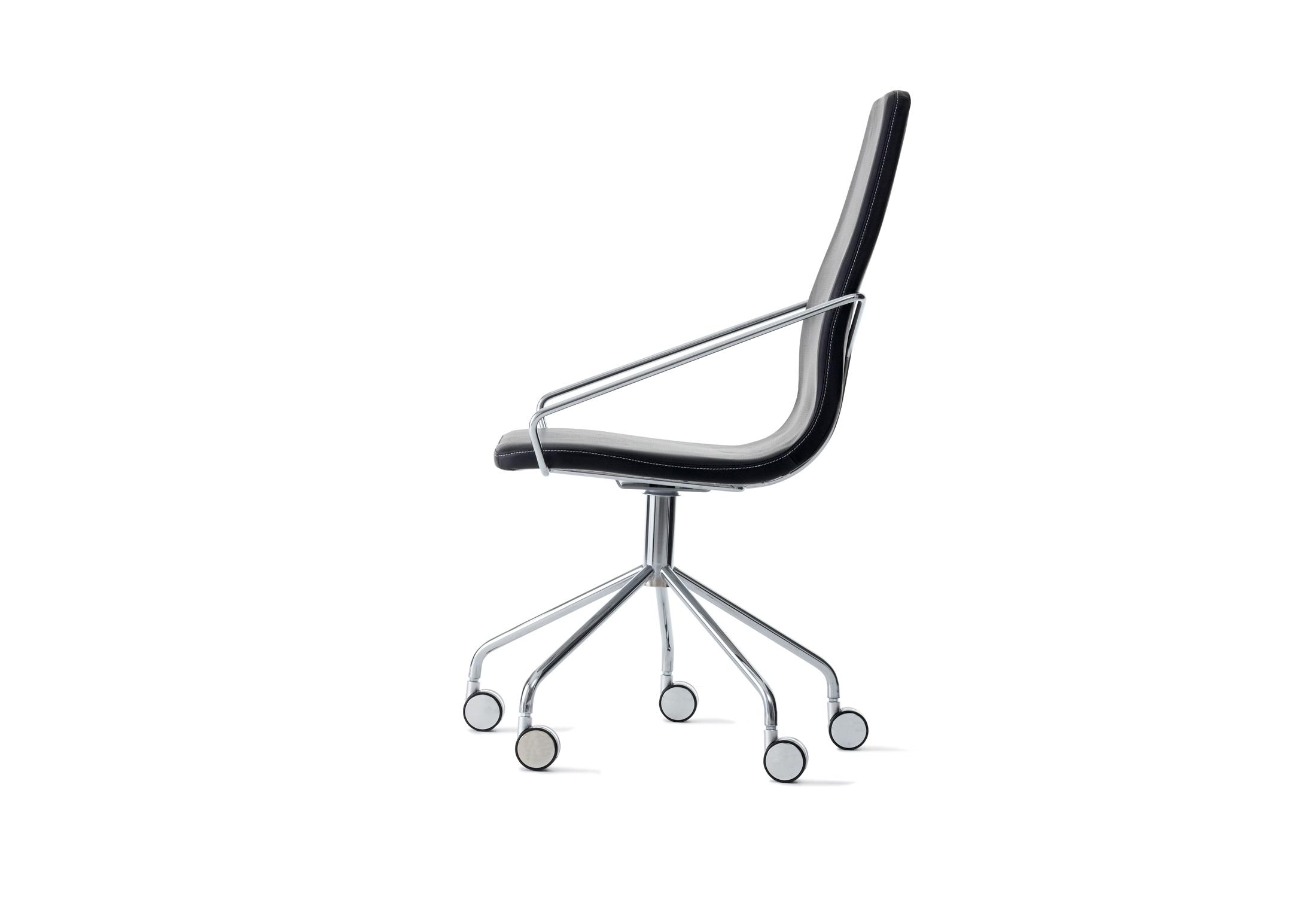 Aeon Swivel Chair By Skandiform
