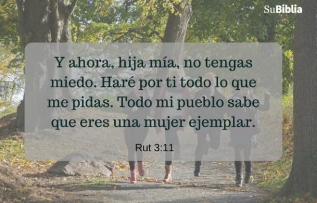 Rut 3:11