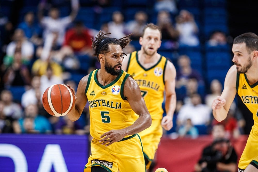 Ace's liz cambage announces she has withdrawn from team australia due to mental final score in las vegas. Breaking Down The Australian Boomers 2021 Tokyo Olympic Squad By Benjiman Mallis The Pick And Roll