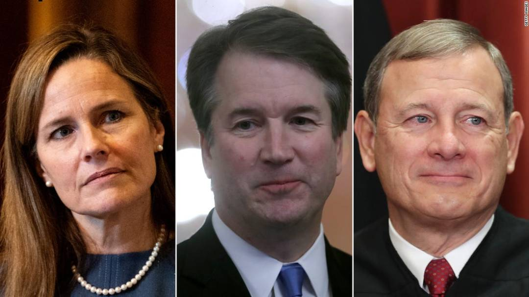 Supreme Court is about to have 3 Bush v. Gore alumni sitting on the bench -  CNNPolitics