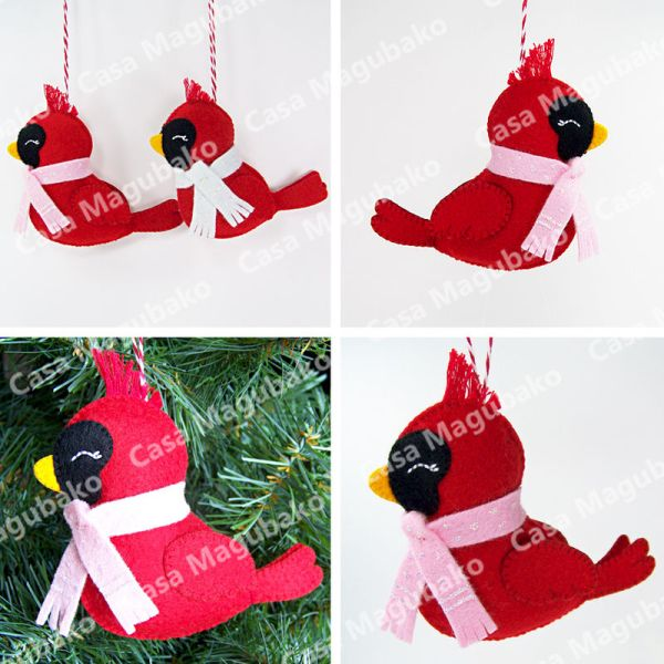 christmas ornaments sewing # 6
