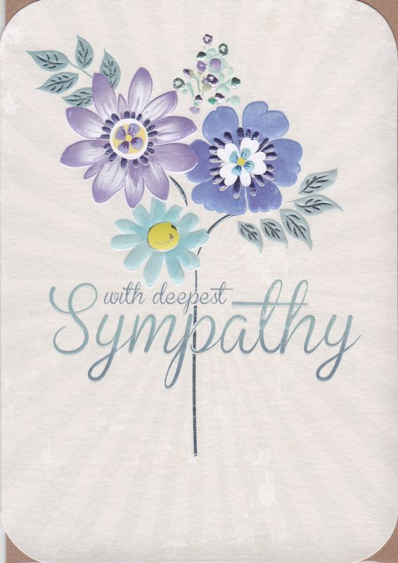 Sympathy Cards Collection Karenza Paperie