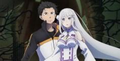 1 Re:Zero kara Hajimeru Isekai Seikatsu Segunda temporada estrenos verano