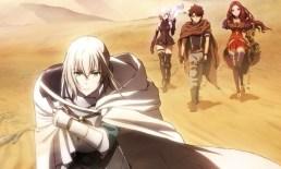30 Fate Grand Order Shinsei Entaku Ryouiki Camelot 1 - Wandering Agateram Estrenos Verano