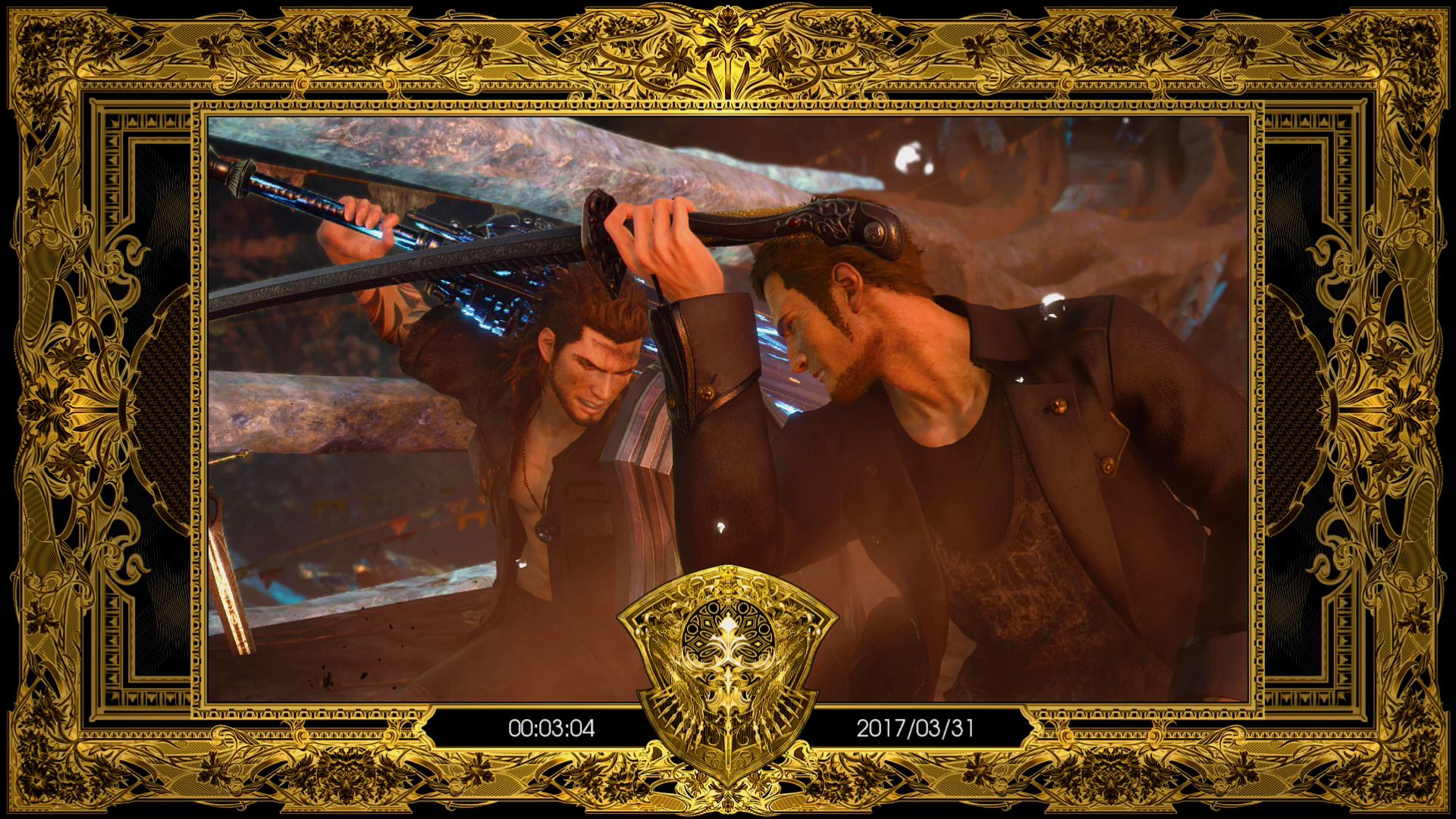 Vido Final Fantasy 15 Le Monstre De La Cygilienne