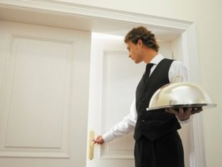 Hotel Butler Training