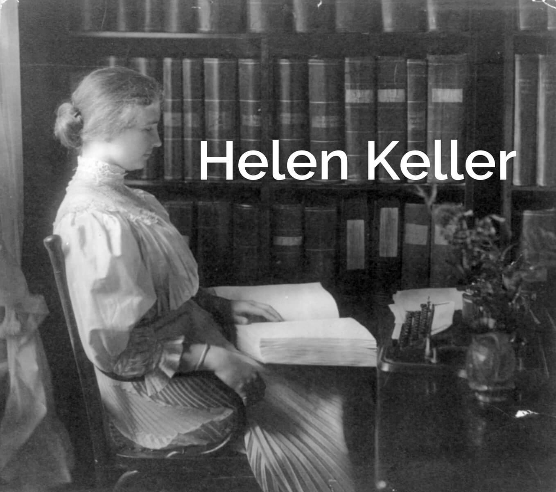Helen Keller Resources Surfnetkids