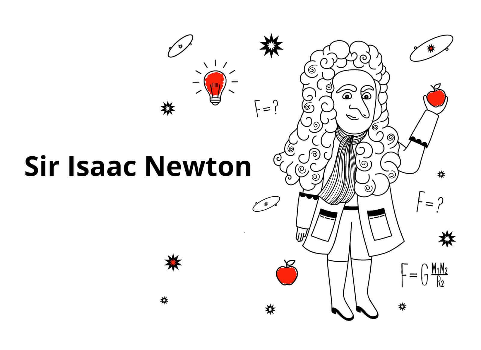 Sir Isaac Newton Resources Surfnetkids