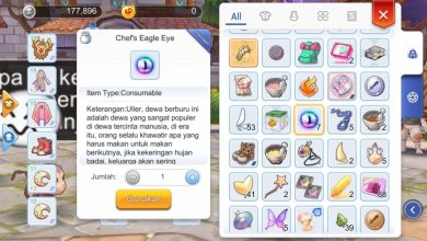 Photo of Chef's Eagle Eye Drop List Ragnarok Mobile Eternal Love