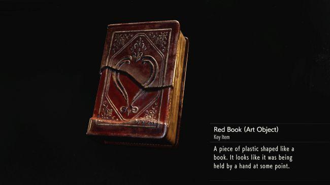 Red Book Resident Evil 2: Remake