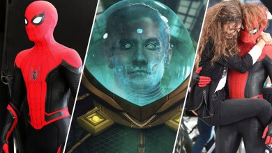 Photo of Sony Pictures Entertainment Rilis Trailer Spider-Man: Far From Home
