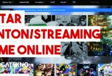 Photo of 11 Situs Streaming Nonton Anime Online Terbaik Saat Ini