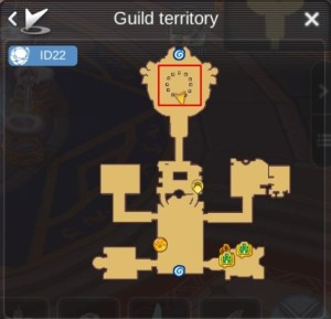 lokasi legendary smelter guild