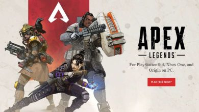 Photo of Spesifikasi Game Apex Legends, Minimun dan Recommended