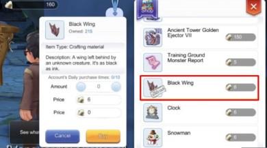 beli black wings lewat adventure meatball shop