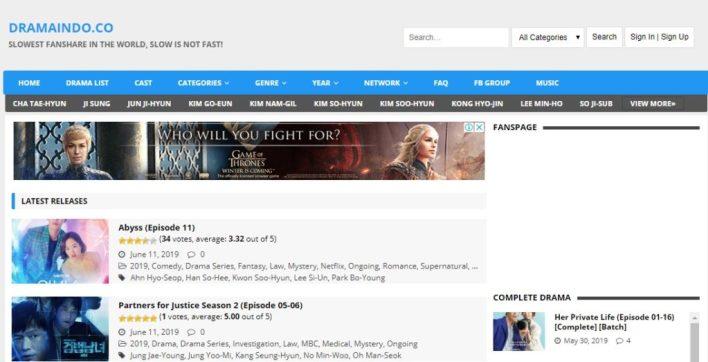 situs download drakor dramaindo