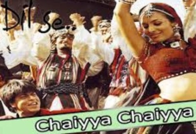 soundtrack film india terbaik chaiyya chaiyya