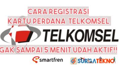 Photo of Cara Registrasi Nomor Telkomsel Baru, Dijamin Langsung Aktif!