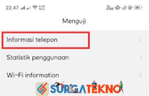cara setting jaringan 4g lte only realme - 2