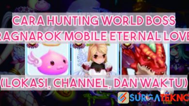 Photo of Cara Hunting World Boss (Lokasi, Channel, dan Waktu Spawn)