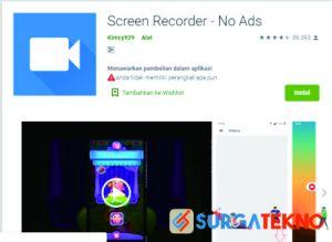 Screen Recorder - No Ads