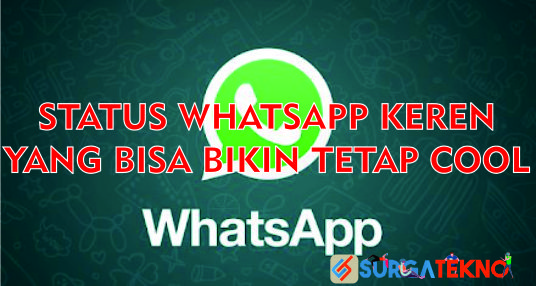 status whatsapp keren 2019