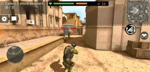 Code of War Game Perang Online