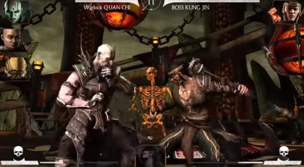 Mortal Combat X Android