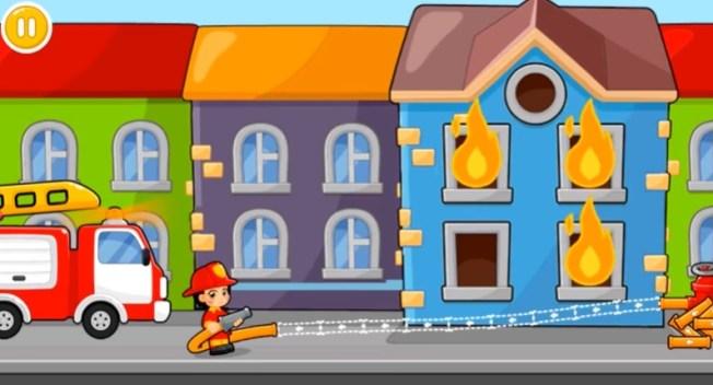 Permainan Anak-Anak Profesi