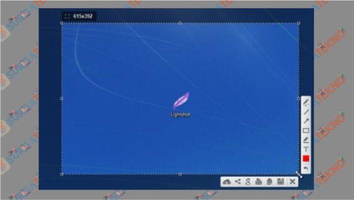 Aplikasi Screenshot Lightshot