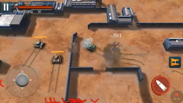 Tank Battle Heroes Modern World of Shooting WW2 Android