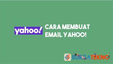 Photo of Cara Membuat Email Yahoo