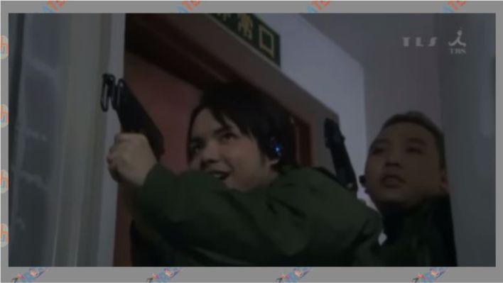 Cuplikan Dorama Jepang Bloody Monday