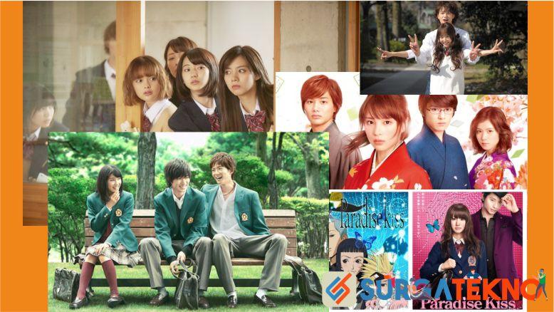 Daftar Film Jepang Romantis Sekolah