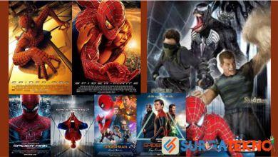 Photo of 7 Urutan Film Spider-Man Terlengkap